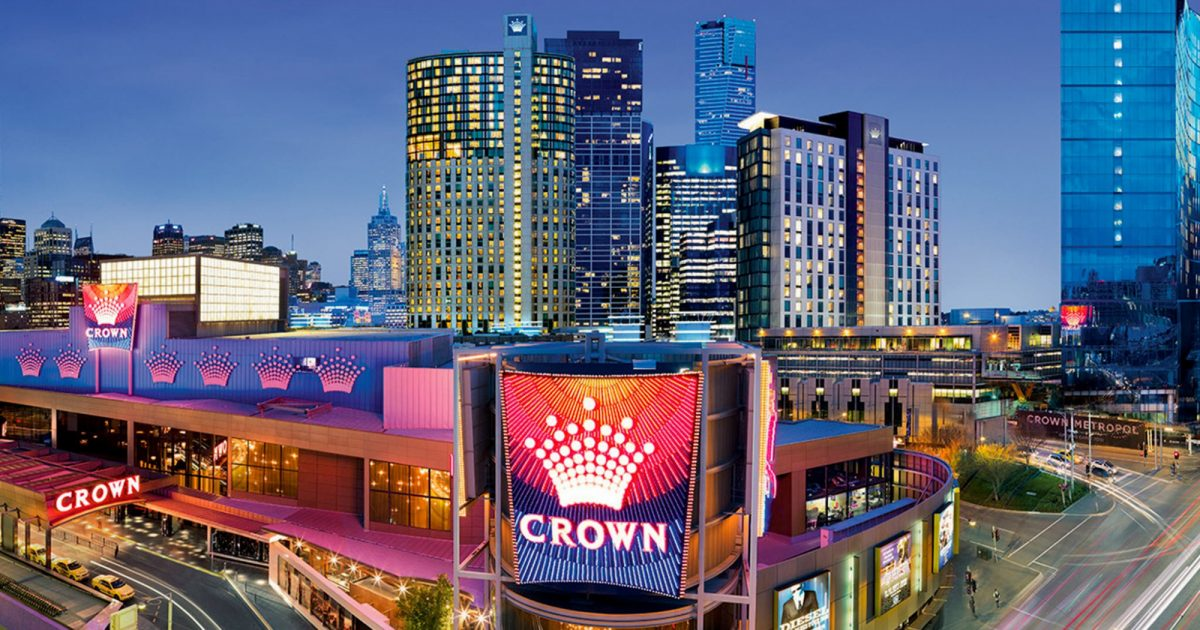 Crown Melbourne Contact